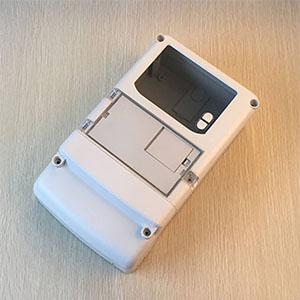 High transmittance flame retardant PC V0