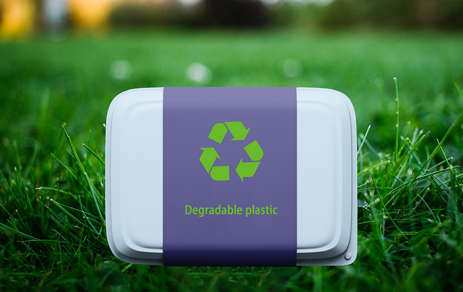 Degradable Plastic
