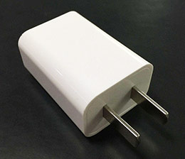 Power plug (white)