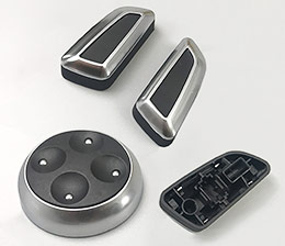 Car seat switch-composite