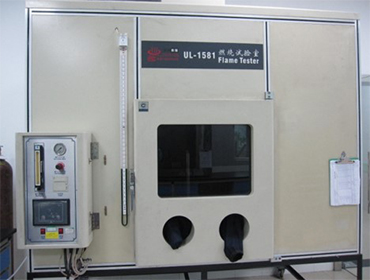 UL1581 Flame Test Instrument